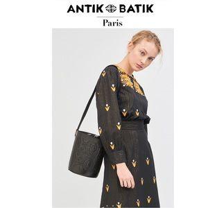 ANTIK BATIK bucket bag